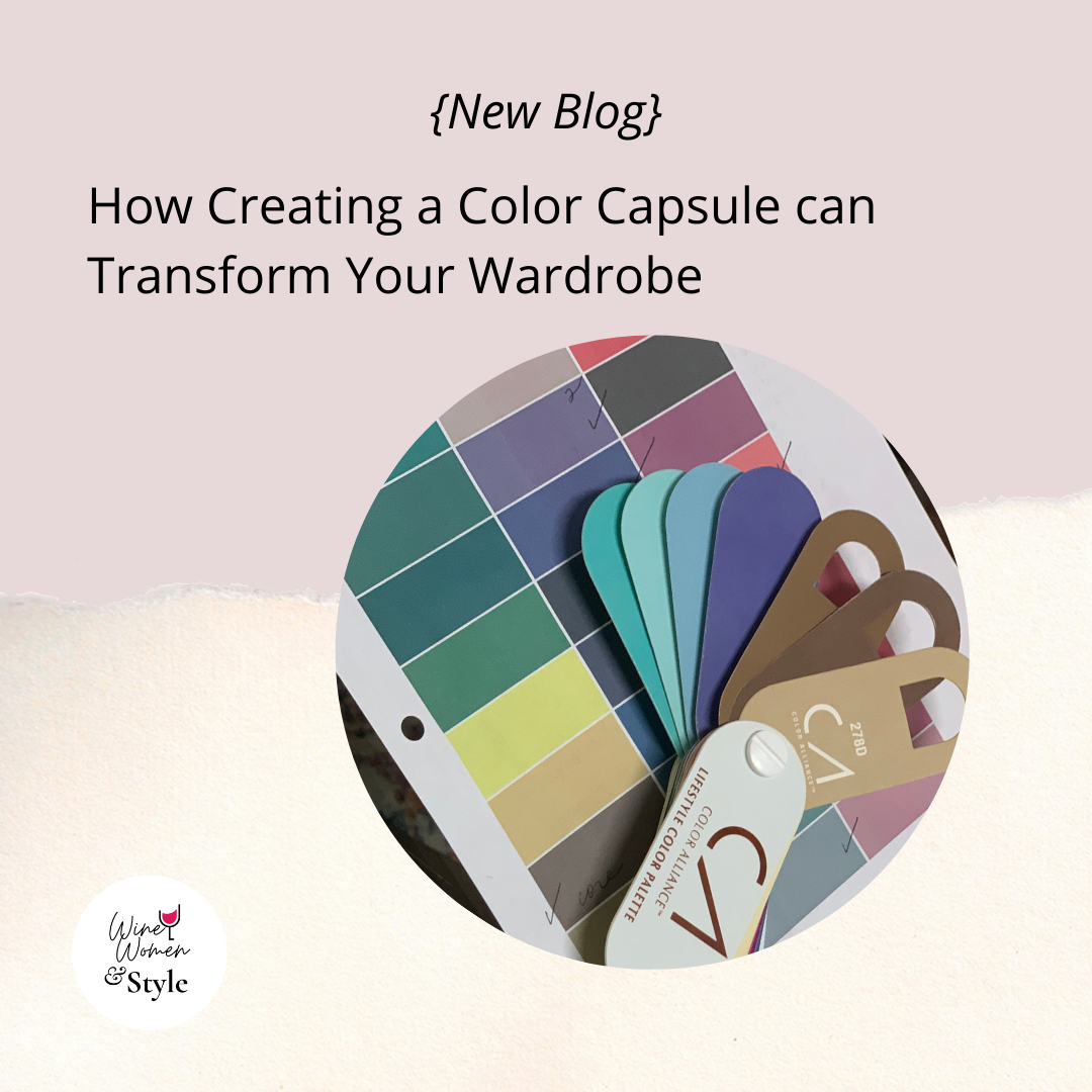 How Creating A Capsule Can Transform Your Wardrobe